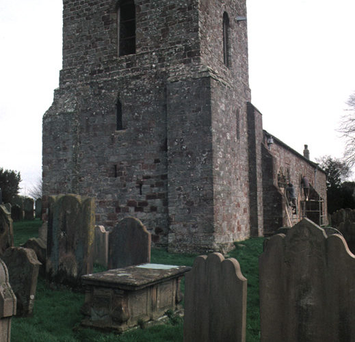 Burgh-by-Sands Church; Fortified Church Towers, Cumbria