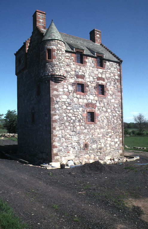 Abbots Tower, Dumfries and Galloway: After Restoration Alt