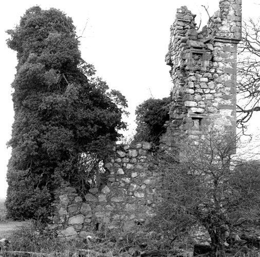 Abbot's Tower, Before Restoration Alt