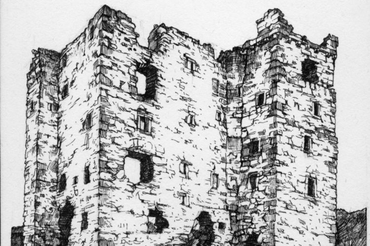 Arnside Tower Cumbria