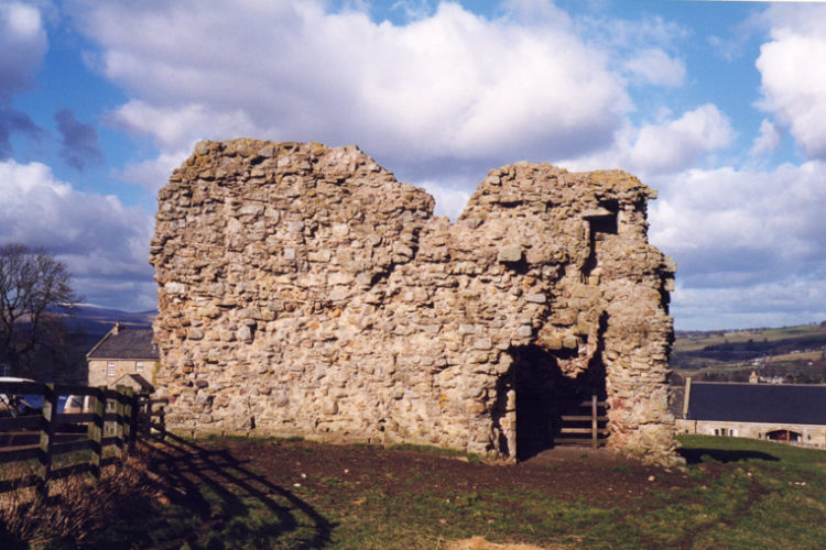 Great Tosson Tower, Coquetdale, Northumberland