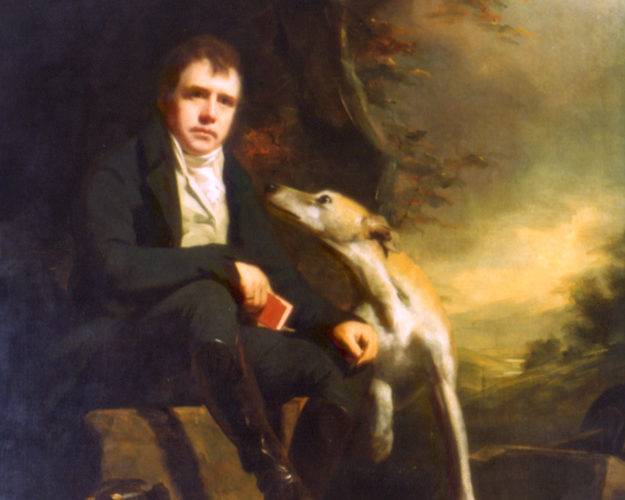 Sir Walter Scott Links With Carlisle